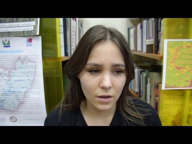 Изображение предпросмотра прочтения – КаринаХасанова читает произведение «Сжала руки под темной вуалью» А.А.Ахматовой