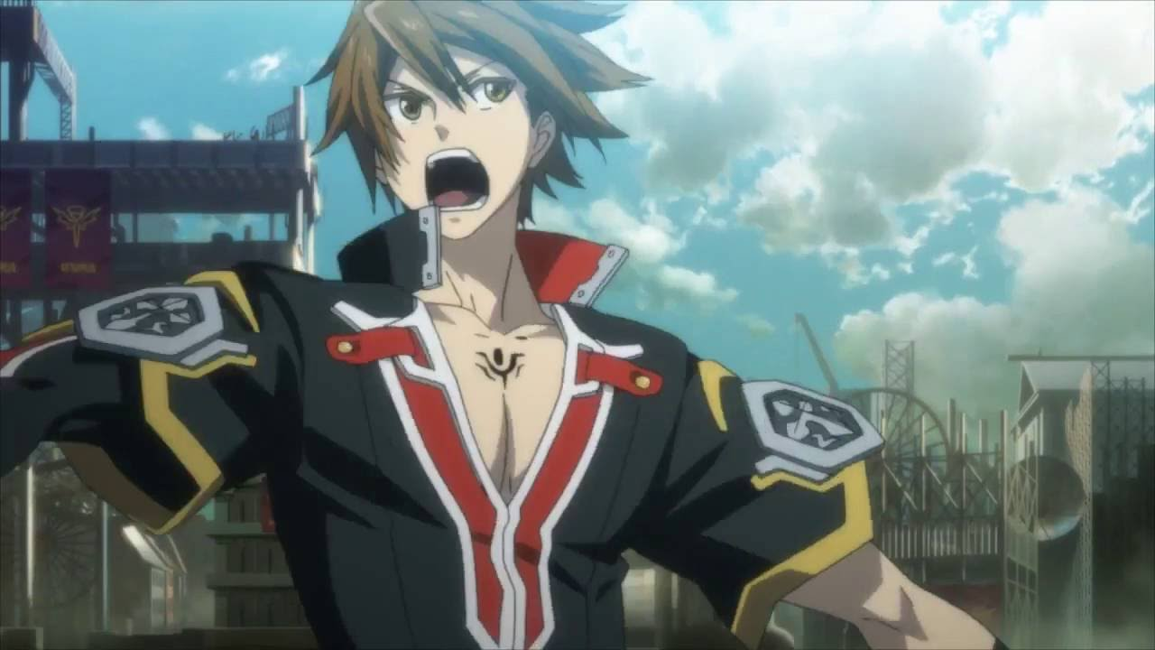BlazBlue Central Fiction console Opening for PS4 and PS3