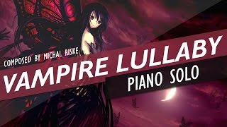 Beautiful Dark Piano - Vampire Lullaby (royalty free music)