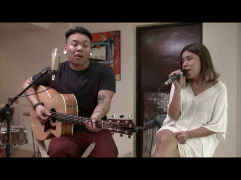 AJ Rafael & Keiko Necesario - Haven't Met You Yet (a Michael Buble cover) Live at Stages Sessions