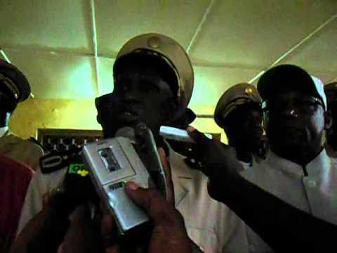 Office Du Niger Sports: Discours du gouverneur Boureima Seyba
