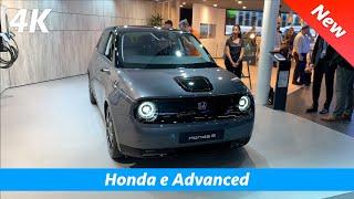 Honda e Advanced 2020 (EV) - first quick in-depth look in 4K | Interior - Exterior