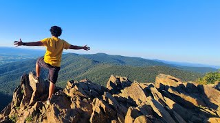 Visiting Shenandoah National Park, Virginia, USA in 4k ( Ultra HD)