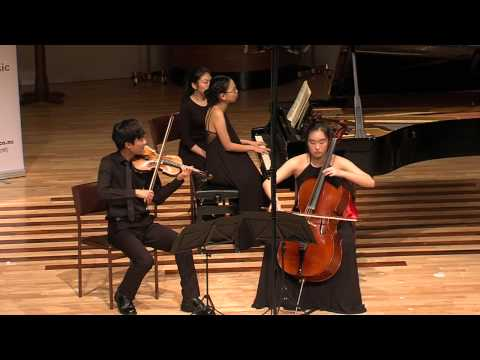 Exaudio - 2014 National Finalists NZCT Chamber Music Contest