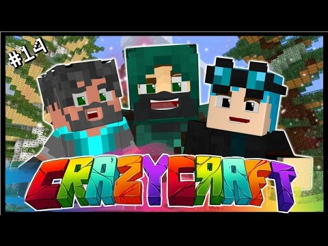 play crazy craft we got pranked again ep 14 minecraft craft 3 0 2713