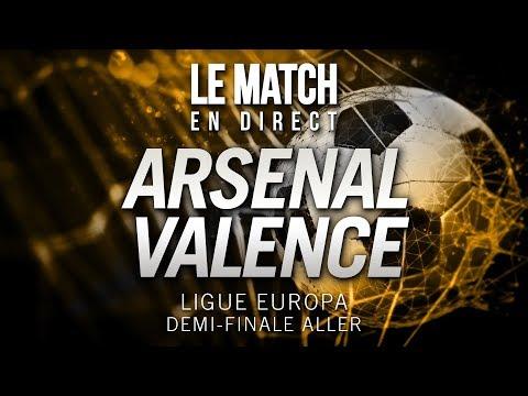 ⚽ Arsenal 3 - 1 Valence, le match en intégralité ! (Diakhaby 11' Lacazette 18', 25' Aubameyang 90')
