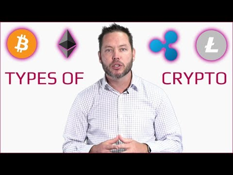 The Different Types Of Cryptocurrency | Video #5