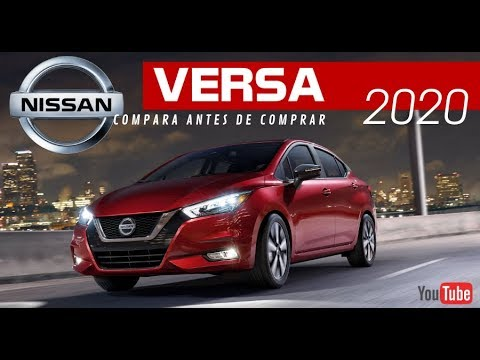 Nissan Versa 2020 Youtube