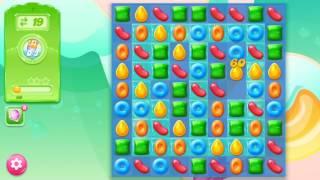 🍭🍬Candy crash jelly LV007 Прохождение, уровень 7, три в ряд, развивающая игра на андроид