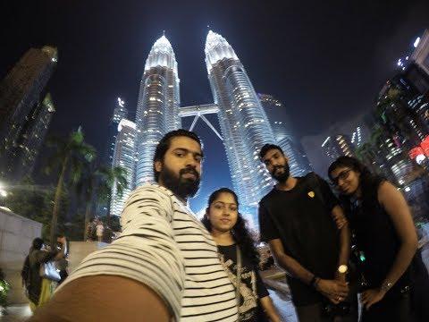 Kerala-Kuala Lampur Trip  ( Shot On GoPro Hero 4 Black)