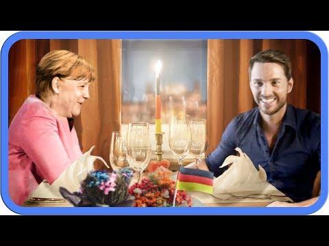 Ich treffe Angela Merkel! #DeineWahl
