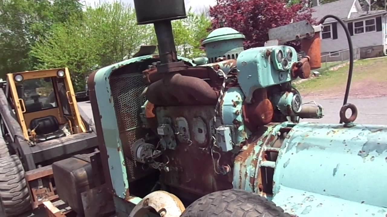 Diesel Generator For Sale >> Detroit Diesel 4-71 Engine Demo! - YouTube