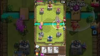 Jugando clash Royale y gane likee
