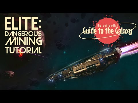 Elite: Dangerous - FAST & PROFITABLE MINING TUTORIAL