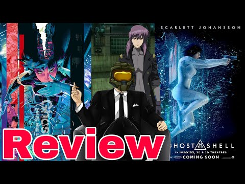 Ghost In The Shell Sac 2045 Trailer 2020 Netflix Movie Youtube