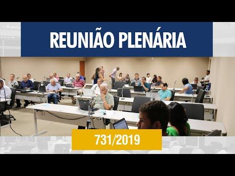 731ª Reunião Plenária - Crea-AL