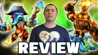 Skylanders: Swap Force Review - Square Eyed Jak