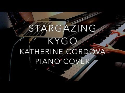Kygo ft. Justin Jesso - Stargazing (HQ piano cover)