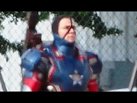 Iron Man 3 Set Photos, Gears of War Prequel, & Dead Space 3 (PMI 22)