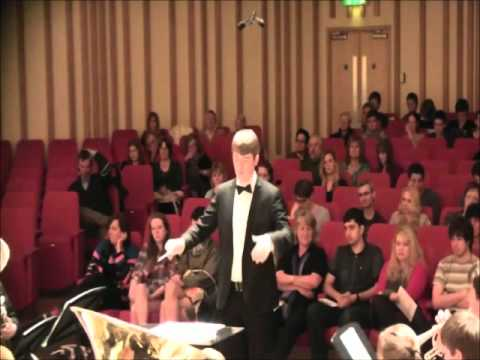 The Day Thou Gavest (Phillip Wilby) - University of Manchester Brass Band