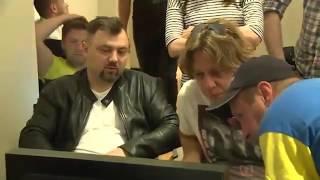 """RU-Новости. Съёмки клипа """"Не пара""""."""