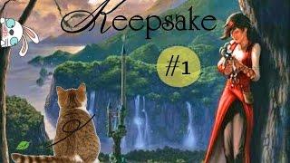 Прохождение Keepsake: Тайна Долины Драконов #1 Академия Драгонвейл (без комментариев)
