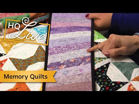 HQ Live - January 2020 - Memory Quilts from YouTube · Duration:  44 minutes 12 seconds