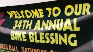 Behind the Handlebars - Road Runners Bike Blessing 2019
