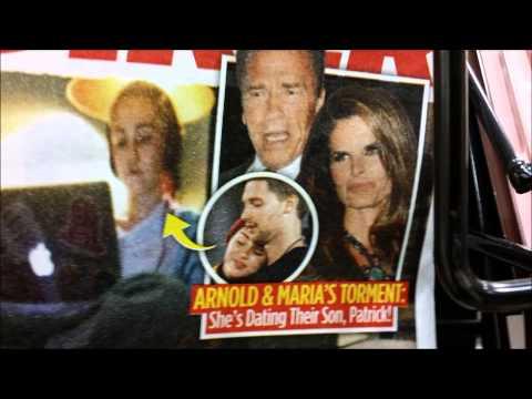 Arnold Schwarzenegger Enquirer