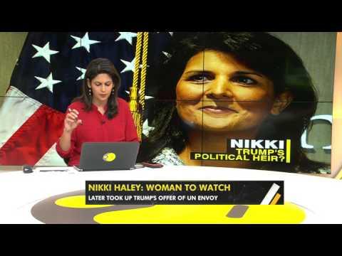 Nikki Haley, Trump's political heir? (WION Gravitas)