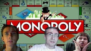 Хесус играет в Монополию с Itpedia и Бананом