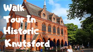 Vlog # 52 Walk Tour In Knutsford Town