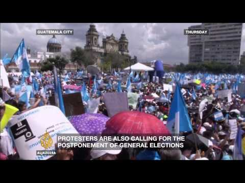 Inside Story: Can corruption be wiped out in Guatemala?