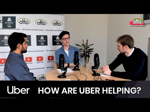 Otto Podcast   S2 Episode 3   Electrifying London - How are Uber Helping