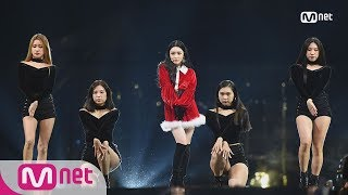 CHUNG HA_Roller Coaster + Love U│2018 MAMA in HONG KONG 181214