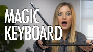 NEW iPad Pro Magic Keyboard - Review + Q&A!
