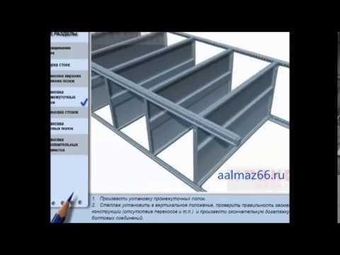 Стеклянные витрины купить в екатеринбурге - YouTube