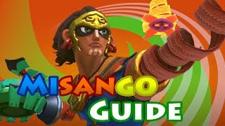 That's The Spirit! Misango Character Guide thumbnail