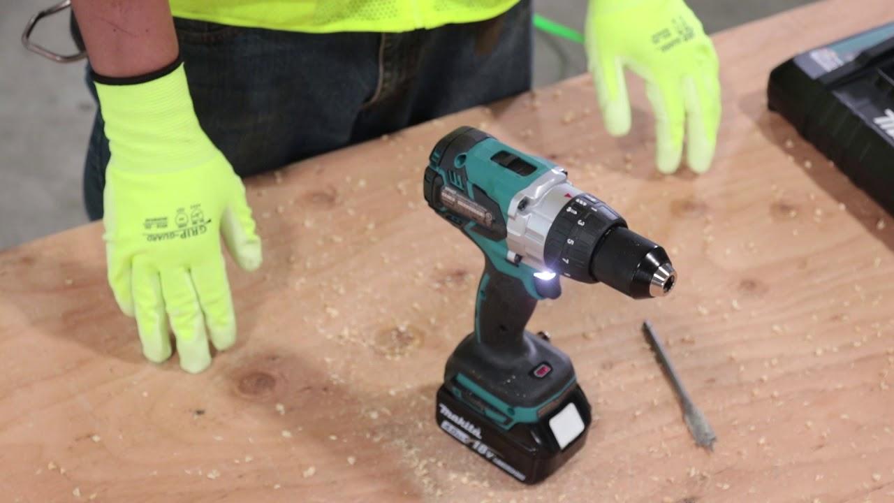 Tool Training 103 Cordless Drill Motor (Spanish)