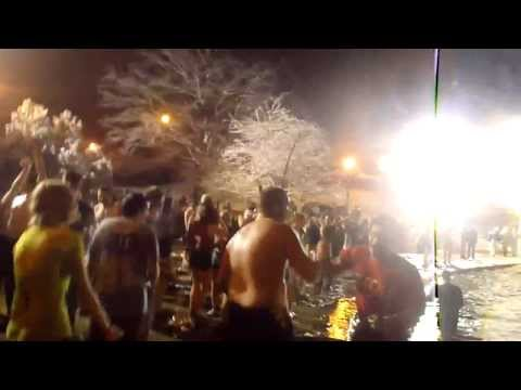 Ohio State University Mirror Lake Jump 2013
