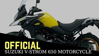 Suzuki V-Strom 650 official video : coming to India soon
