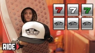 Vans 7 Item Giveaway with Daniel Lutheran - RIDE Channel 777