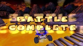 Pac-Man World Rally - GameCube Gameplay (720p60fps)