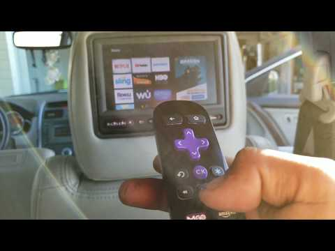 How To Install A Roku Stick In Your Car To Watch Netflix And YouTube