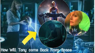 How Tony Stark Will Come Back From Space | Who Will Save Tony Stark In Space In Hindi