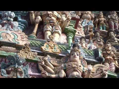 Travel video #5 - India, wow temple in Madurai