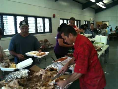 Hilo Marshallese Christmas 2010