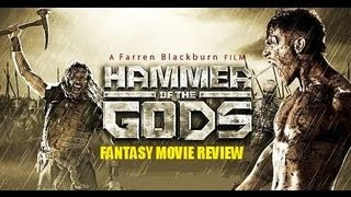 HAMMER OF THE GODS  ( 2013 Clive Standen ) Viking Historical Fantasy Movie Review