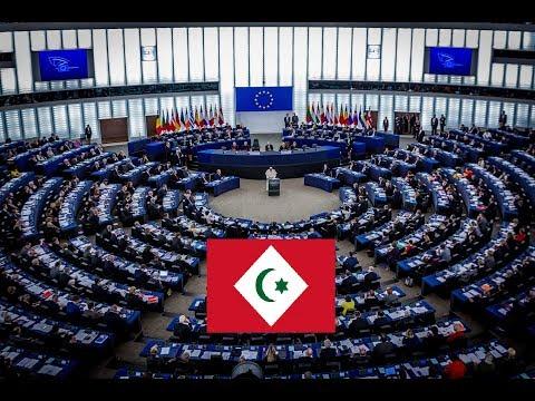 ACTUALITÉ LE RIF SE FAIT ENTENDRE AU PARLEMENT EUROPÉENNE