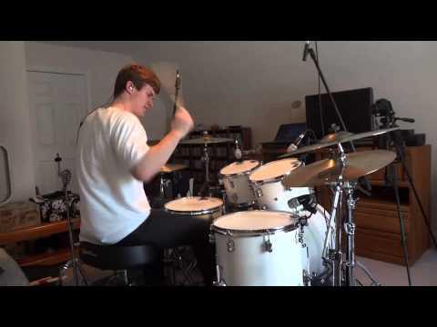 Phillip Phillips - Raging Fire (Drum Cover)